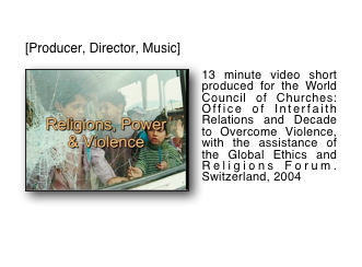 Religions, Power and Violence